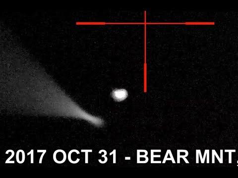 nouvel ordre mondial | UFO IN BEAR MOUNTAIN, NY, USA - OCTOBER 31, 2017