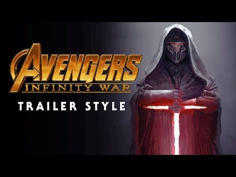 Star Wars Sequel Trilogy Trailer (Avengers: Infinity War Style)