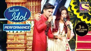 Salman और Richa Sharma का 'Chalo Bulawa Aaya Hai' पे धमाकेदार जुगलबंदी  | Indian Idol Season 10