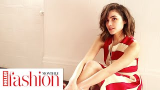 Former Miss Universe Olivia Culpo is our new cover star: BTS at #HFM