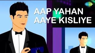 Aap Yahan Aaye Kisliye | Dj Aqeel Featuring Babul Supriyo | Vaishali Samanth & URL