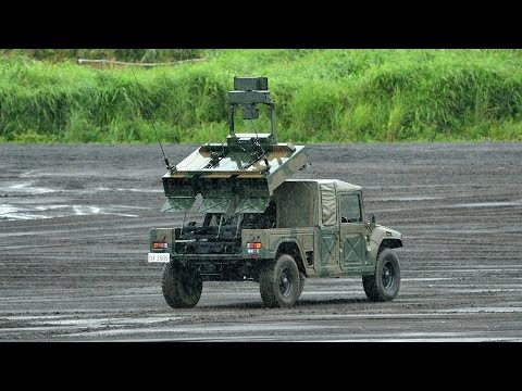 Japan's Kawasaki Middle range Multi-Purpose missile (MMPM)JGSDF 2014