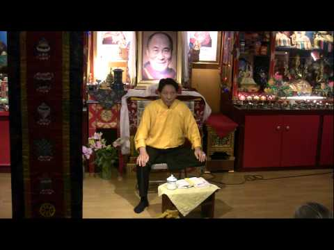 Wisdom and Compassion Dharma Workshop (07/12/2014) with Nawang Khechog: