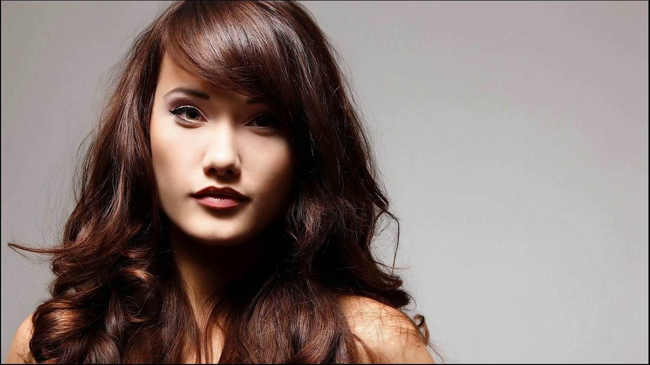 Best Hair Colors Suits For Light Brown Skin - YouTube