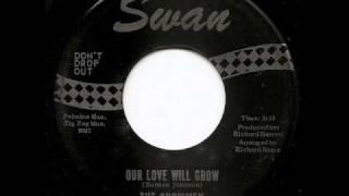 THE SHOWMEN - Our Love Will Grow
