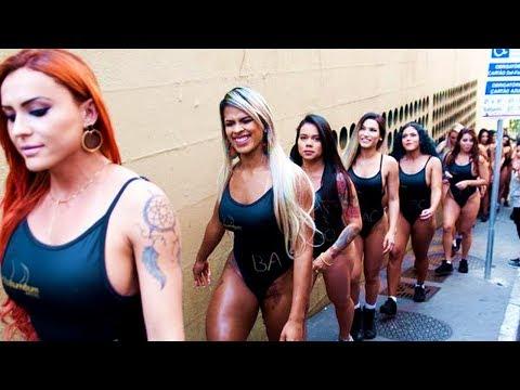 Brazilian Women Great Miss Bum Bum 2017