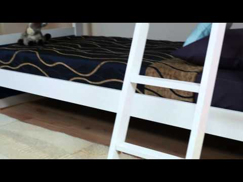 Sweet Dreams Ruby Bunk Bed | Top Quality Kids Bed