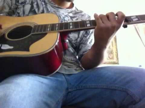 Silbermond - Weiße Fahnen (Guitar cover)