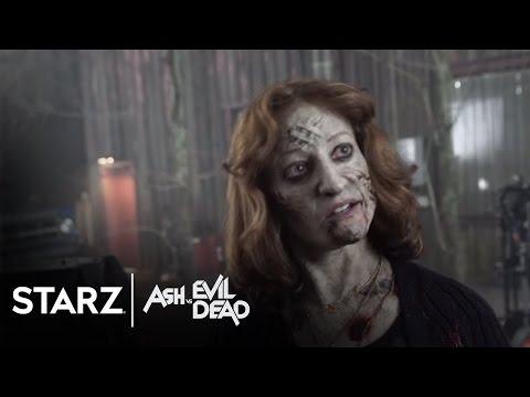 Ash vs Evil Dead  Cheryl  STARZ