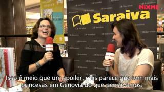 Entrevista com Meg Cabot | MIXME