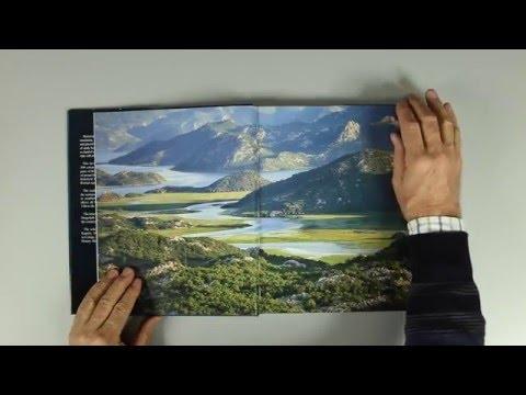 """Montenegro"" - A photo book with Art Zamur Dragoljub Zamurovic photos"