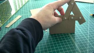 Jewelry Box Lid Hinge Demo