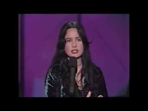 Janeane Garofalo's First Comedy Special Appearance (1992)