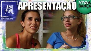 VIVAA DANÇA T01E03 - AZUL ANIL - APRESENTAÇÃO