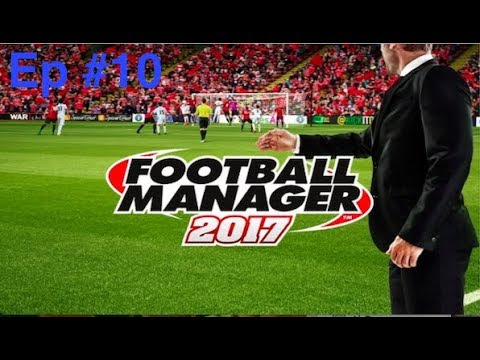 Football Manager Ep 10 - Playing Promotion Contenders