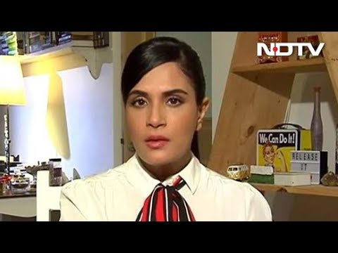 'We Tolerate Many Weinsteins': Richa Chadha On Harassment In Bollywood