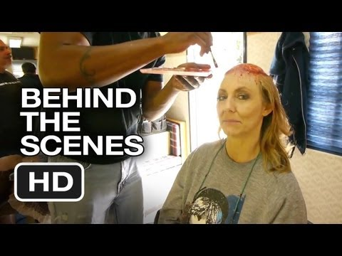 Maniac Behind the Scenes - Blood and Gore (2013) - Elijah Wood Slasher Movie HD