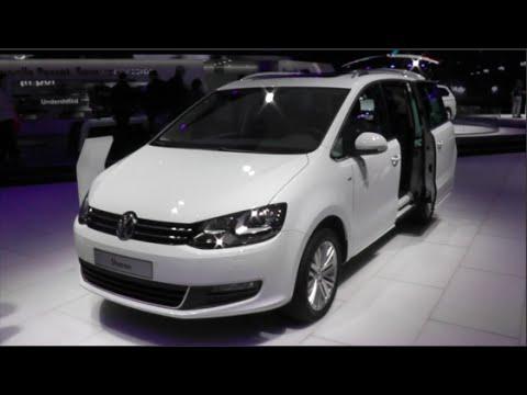 Volkswagen Sharan 2015 In detail review walkaround Interior Exterior ...