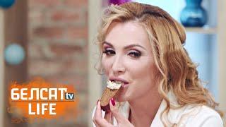 """Готовим сало так, чтобы съела Миссис Мира. Анна Гомонова в шоу """"Я не буду это есть!"""""""