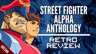 Street Fighter Alpha Anthology [PS2] | Retro Review #02