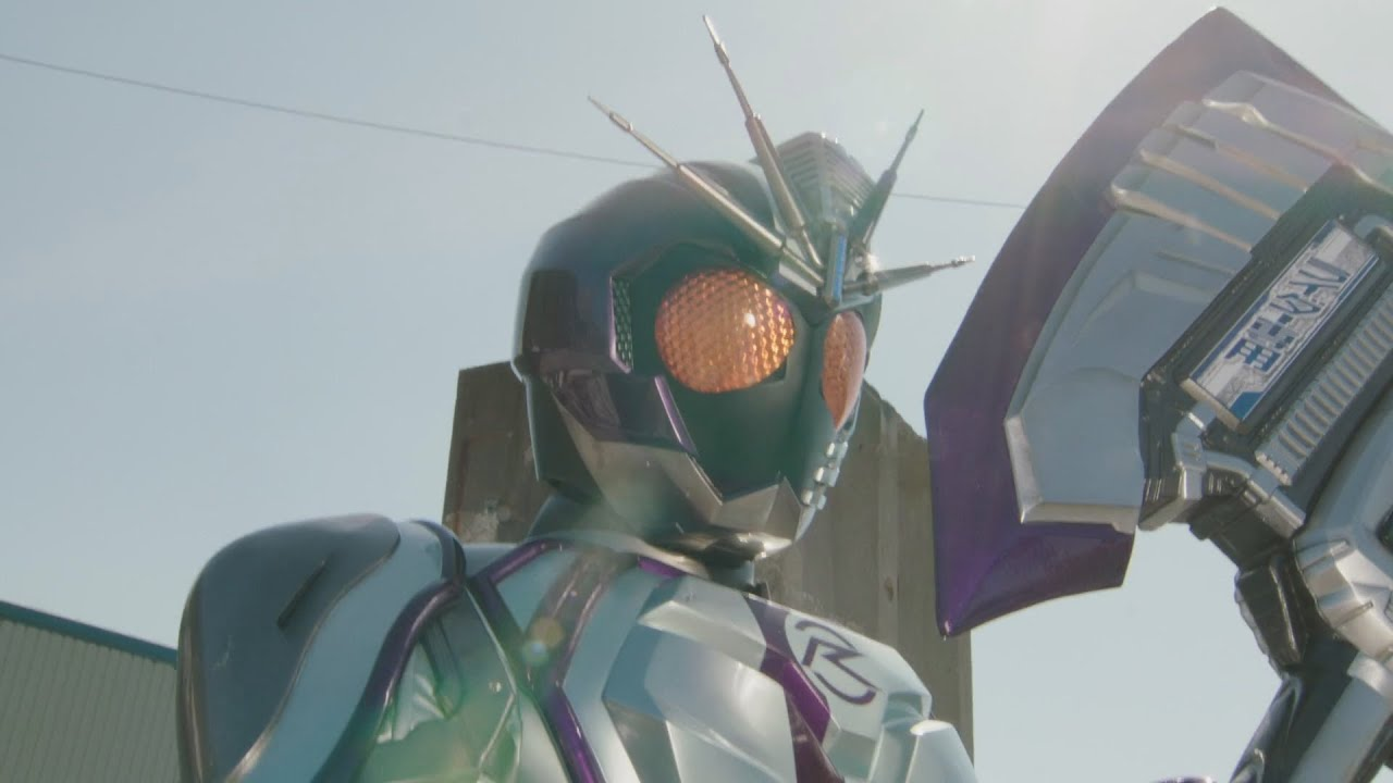 """Masked Racer Rexx (Kamen Rider Drive Adaptation Fan Film Series)   4   """"The  Reaper Becomes A Racer"""""""