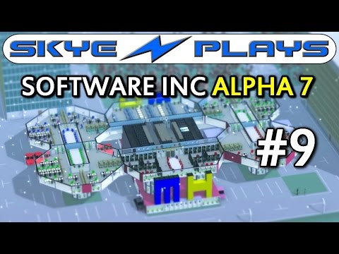 Software Inc Alpha 7 Part 9 ►Office Expansion!◀ Let's Play/Gameplay