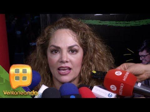 ¡Tatiana fue testigo del maltrato de Luis Rey hacia Luis Miguel!   Ventaneando
