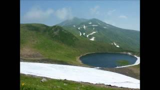 2012・7・2~26日本百名山山登りにマイカーで出掛けた。
