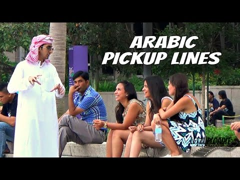 Picking Up Girls Arabic Style - Arabic Pickup Lines