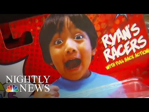 South Florida's First News w Jimmy Cefalo - 7-Year Old raked in $22-Million this year on YouTube