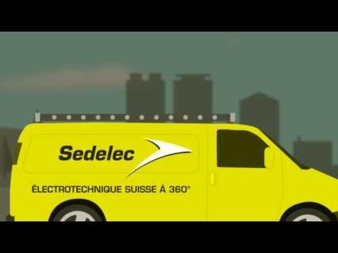 Sedelec SA Genève - Service de dépannage 24h/24 et 7j/7