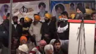 Professor Mahinderpal Singh on Sikh Muslim Relations in Malerkotla Part 2