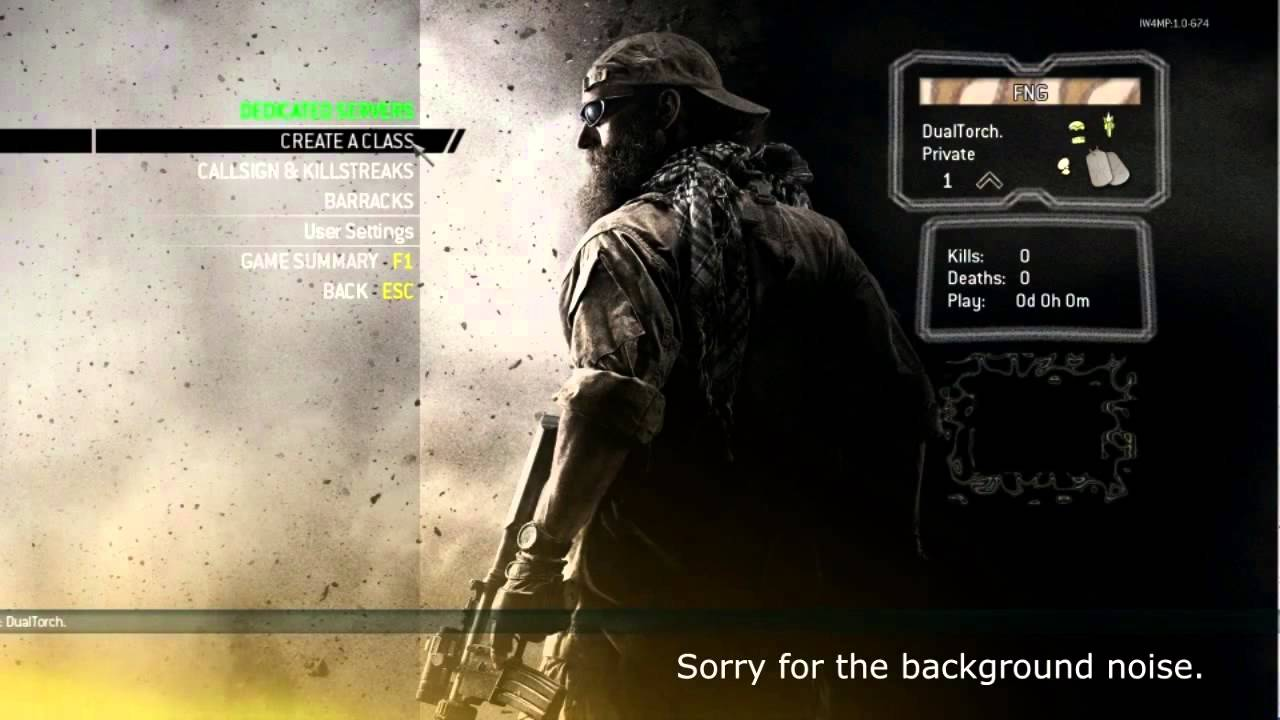 modern warfare 2 multiplayer crack