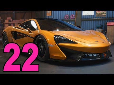 Need for Speed: Payback - Part 22 - McLaren 570s Dragster!