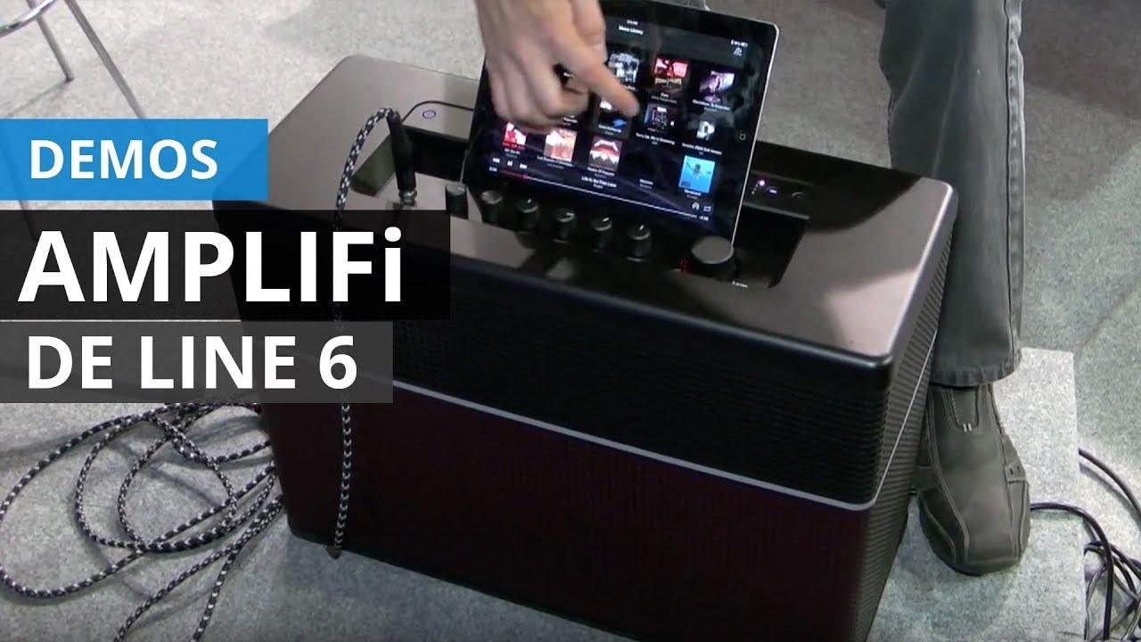 demo de line 6 amplifi youtube. Black Bedroom Furniture Sets. Home Design Ideas