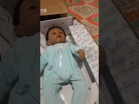 Linda Murray Ashton Drake Tiffany Baby Doll