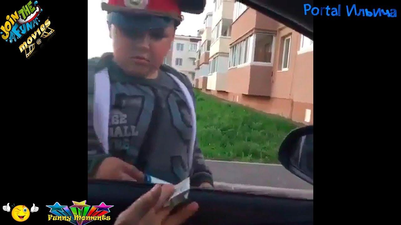 Секс с гаишником на русском языке видео