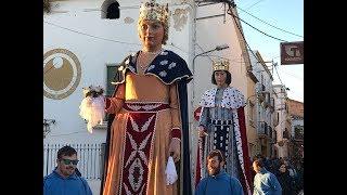 Calafell celebra la Candelera, la festa major petita d'hivern