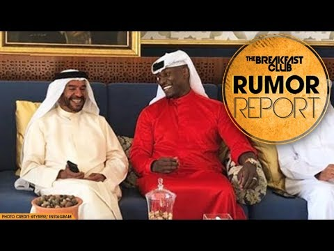 """Tyrese Wants You To Know Nobody """"Flew Him Out"""" To Dubai"""