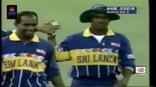 sri lanka vs australia 1996 world cup final full match highlights