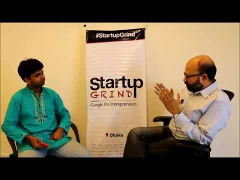 Startup Grind Dhaka - Kamal Quadir, bKash