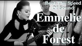 Смотреть клип Emmelie De Forest - Beat The Speed Of Sound