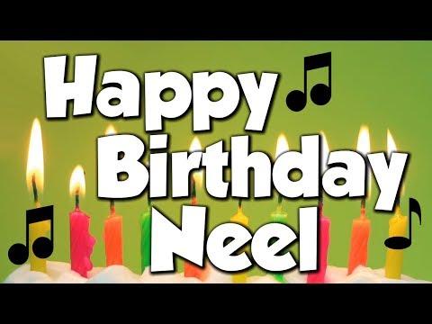 जन्मदिन मुबारक हो Neel (Happy Birthday)! – गाना (Song)
