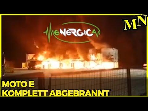 MotoE komplett abgebrannt / Section Control fürs Erste untersagt / Motorrad Nachrichten