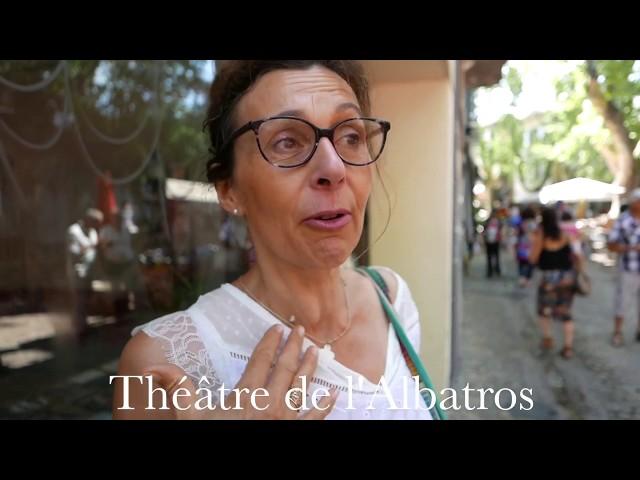 Parole au public 2 Rien plus rien au monde 10 H 30 à L'Albatros 29 rue des Teinturiers Avignon