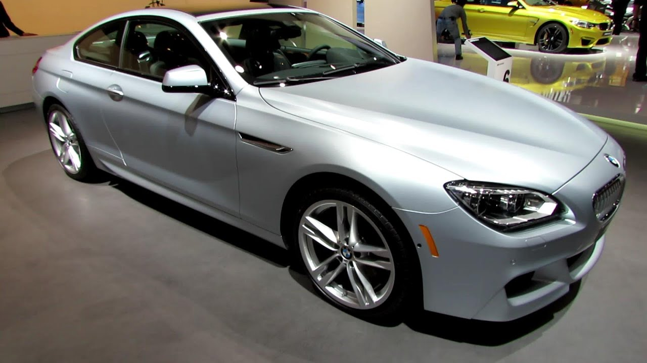 2014 Bmw 650i Xdrive Coupe Exterior And Interior