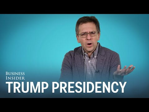 IAN BREMMER: Why the world isn't concerned about a President Trump