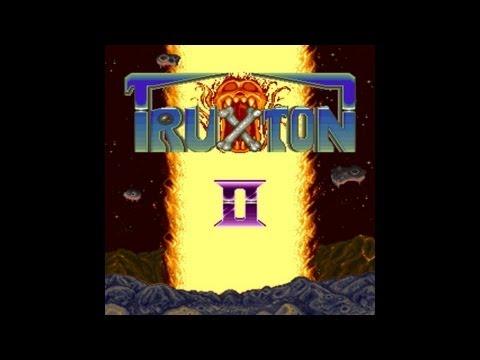 Truxton 2 1992 Toaplan Mame Retro Arcade Games