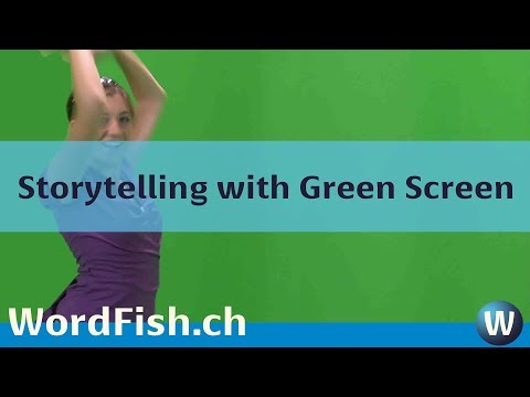 Storytelling with Green Screen
