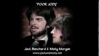 """""""POOR JODY"""" By Jack Blanchard & Misty Morgan."""
